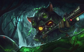 Teemo, League of Legends