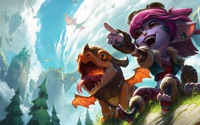 League of Legends, Tristana