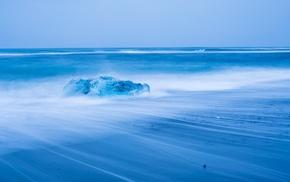 Iceland, nature, sea