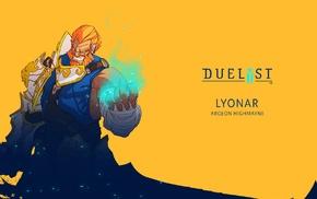 video games, digital art, artwork, Duelyst