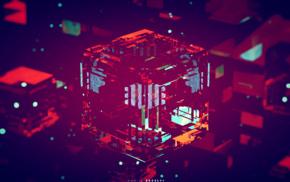 cube, cubik