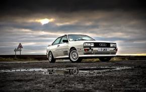 Audi, audi quattro, car
