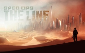 video games, spec ops the line