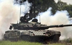 Indian Army, tank, T, 72 Ajeya