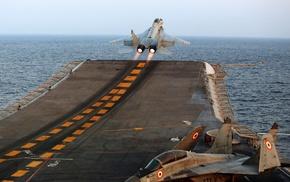 INS Vikramaditya, Mig 29, K, Indian, Navy