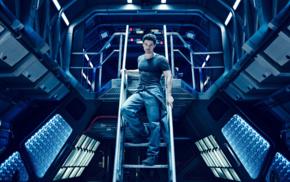 the expanse, science fiction, Jim Holden, Steven Strait