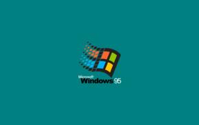 nostalgia, window, computer, Microsoft Windows, Microsoft, minimalism