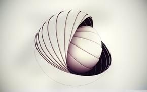 artwork, abstract, minimalism