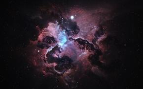 space art, space, nebula