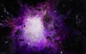 space art, nebula, universe, space