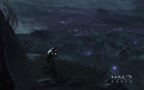 Halo Reach, video games, Halo