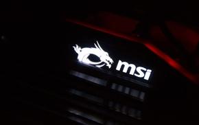 MSI, PC gaming, technology