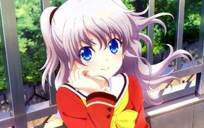 Tomori Nao, anime girls, Charlotte anime, anime