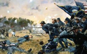 american civil war, war