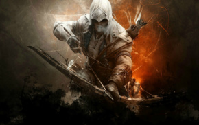 Conner Kenway, Assassins Creed III, Assassins Creed