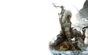 Assassins Creed III, Assassins Creed, Connor Kenway