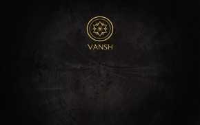 vansh, wood, blacked out