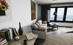 room, Archviz