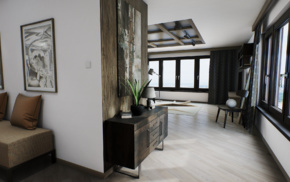 Archviz, room