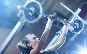 weightlifting, sport, girl, model, fitness model, gyms