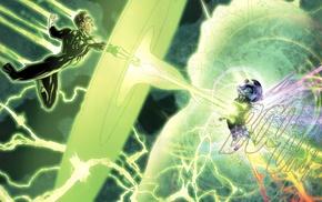 Green Lantern, superhero, comics