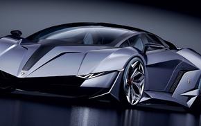 concept cars, Lamborghini, Lamborghini Resonare Concept 2015