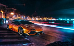 car, vehicle, Lamborghini Huracan, Lamborghini
