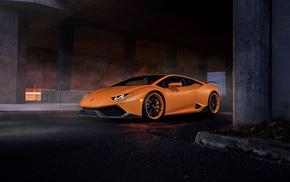 car, Lamborghini, vehicle, Lamborghini Huracan