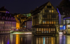 city, Germany, Bamberg