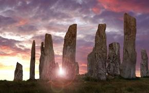 stone, Sun