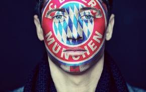 footballers, soccer, Robert Lewandowski, FC Bayern, Bayern Munchen
