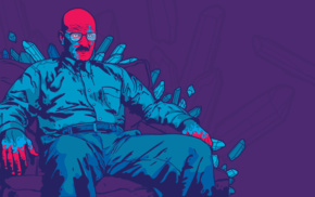 Jared Nickerson, drugs, Walter White, Breaking Bad