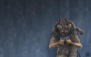 furry, Anthro
