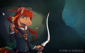 archer, Anthro, furry