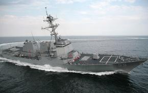 Arleigh Burke Class Destroyer, USS Farragut, military