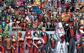 Deadpool, superhero, marriage, Marvel Comics