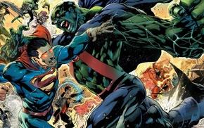 marvel vs dc, DC Comics