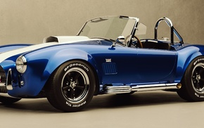 Super Car, Shelby Cobra, car