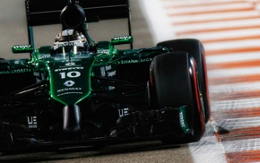 Formula 1, car, Caterham