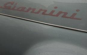 water drops, car, logo