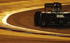 Formula 1, car