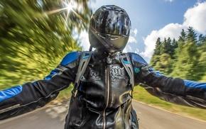 helmet, biker
