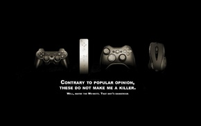 X, Box, typography, controllers, video games, computer mouse