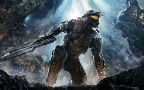 Halo 4, Halo, Master Chief