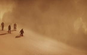 dune, desert, fantasy art, sand