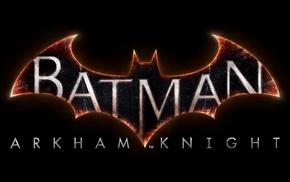 Batman, sign, video games, Batman logo