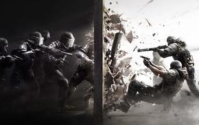 Rainbow Six Siege, video games