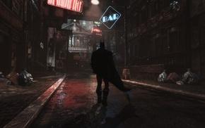 Batman, video games