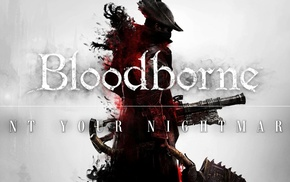 Bloodborne, video games