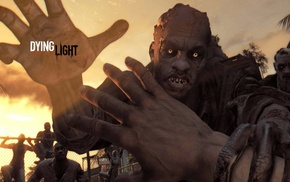 video games, Dying Light, zombies